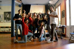 Junior programs: flamenco classes