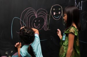 Junior programs: creativity