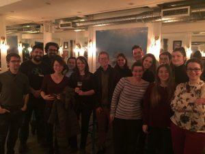 TANDEM Language Exchange at The Traveller Madrid