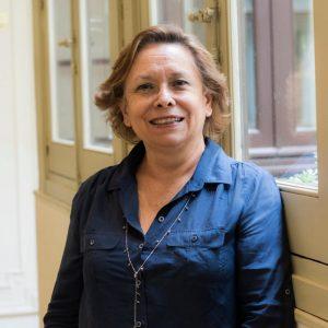 Mabel Aparicio, teacher at TANDEM Madrid