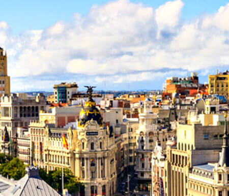 Pictures of Madrid, Spain