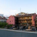 Madrid Dachterrasse