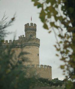Manzanares Castle Details