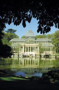 Palacio de Cristal, El Retiro, Madrid