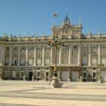 Palacio Real Madrid, West Entrance