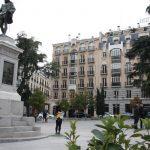 District de Salamanque, Madrid