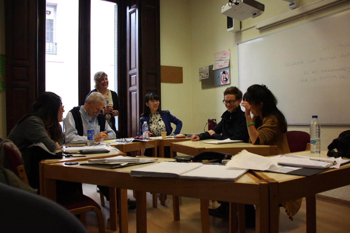 Cursos de espa ol en madrid con tandem - Cursos universitarios madrid ...