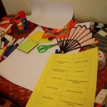 Material for a spanish activities, TANDEM Madrid