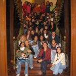 Spanish students group, TANDEM Madrid