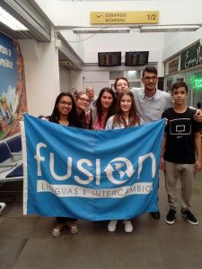 Spanish group Fusion agency, Brazil