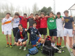 Spanish group, football