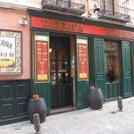 Taberna Almendro 13, Madrid