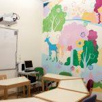 TANDEM Madrid, sala de aula infantil