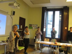 teachers training: group dynamics