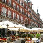 Terrace in Plaza Mayor