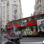 Tourist Bus, Madrid