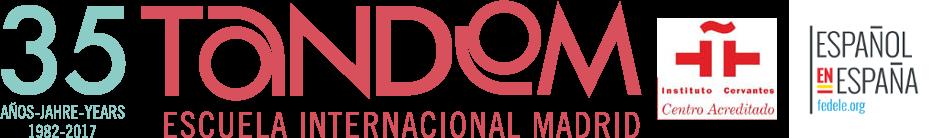 TANDEM Madrid School