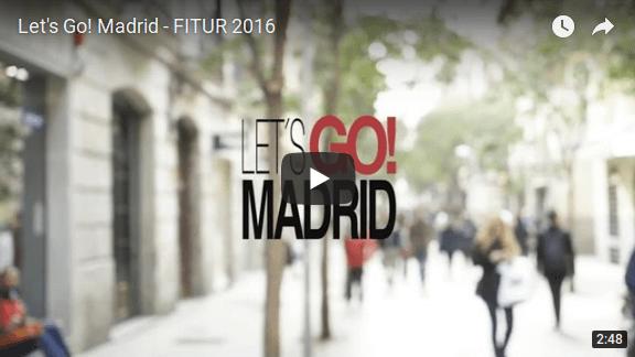 Let's go Madrid Fitur
