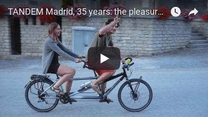 TANDEM Madrid 35 ans