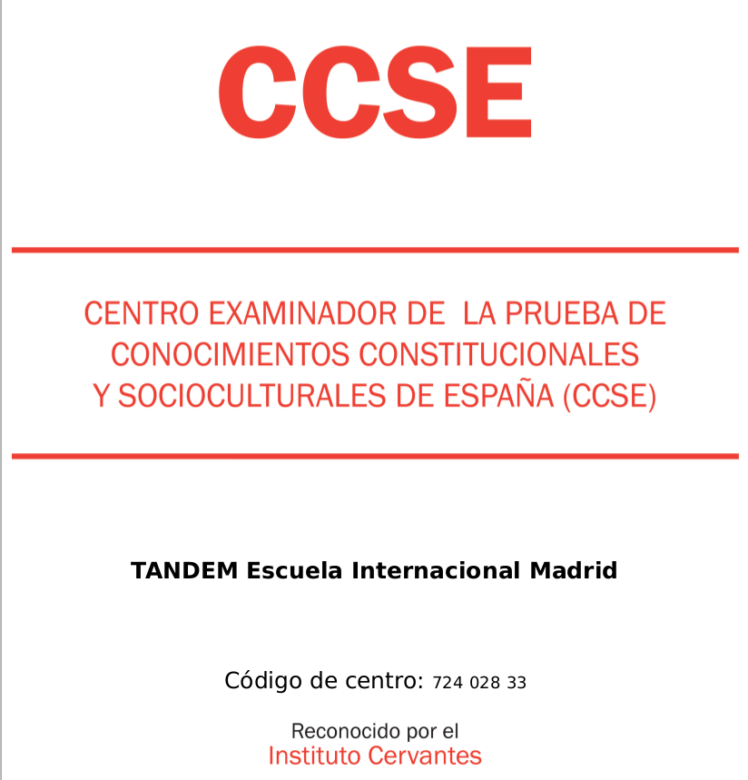 Distintivo CCSE