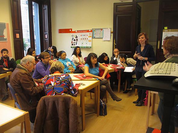 Visita a la Escuela TANDEM Madrid